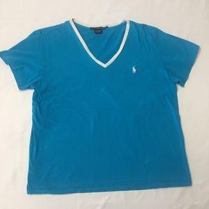 Ralph Lauren Sport v-neck T-shirt